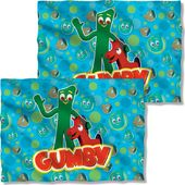 Gumby - Best Friends (Front & Back) - Pillow Case