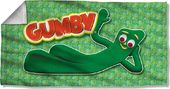 Gumby - Chilling - Beach Towel
