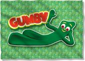 Gumby - Chilling - Pillow Case