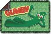 Gumby - Chilling - Woven Throw