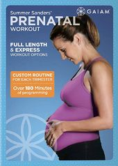 Summer Sander's Prenatal Workout