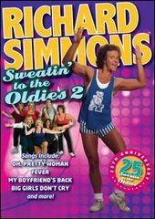 Richard Simmons - Sweatin' to the Oldies, Volume 2