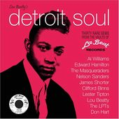 Detroit Soul: Thirty Rare Gems from the Vaults of