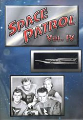 Space Patrol - Volume 4: 4 Episode Collection