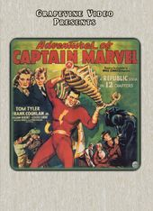 Adventures of Captain Marvel (2-DVD)