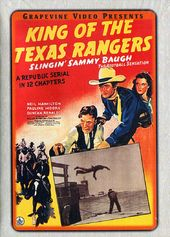 King of the Texas Rangers - Complete Serial