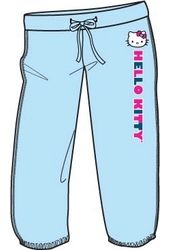 Hello Kitty - Light Blue - Lounge Pants