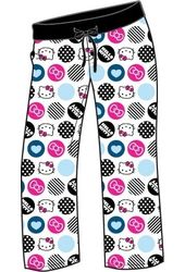 Hello Kitty - Dots & Faces - Lounge Pants