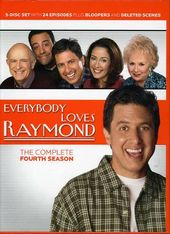 Everybody Loves Raymond - Complete 4th Season