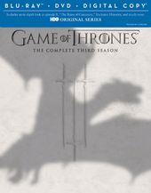 Game of Thrones - Complete 3rd Season (Blu-ray +