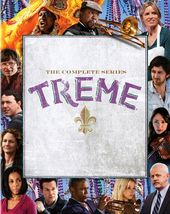 Treme - Complete Series (Blu-ray)