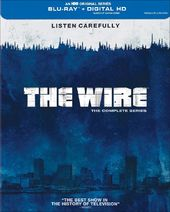 The Wire - Complete Series (Blu-ray)
