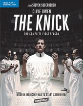 The Knick - Complete 1st Season (Blu-ray)