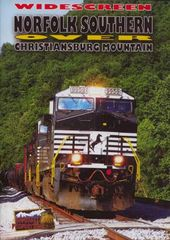 Trains - Norfolk Southern: Over Christianburg