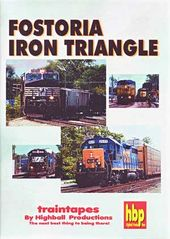 Trains - Fostoria Iron Triangle