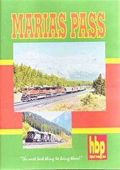 Trains - Marias Pass