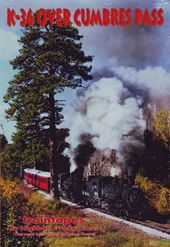 Trains - K-36 over Cumbres Pass