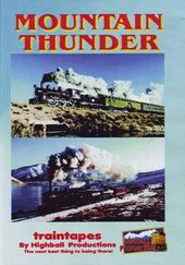 Trains - Mountain Thunder: Incredible Steam
