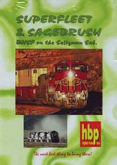 Trains - Superfleet & Sagebruch: BNSF on the