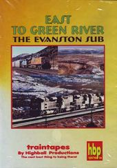 Trains - East to Green River