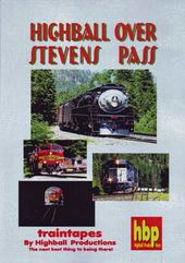 Trains - Highball over Steven's Pass