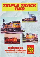 Trains - Triple Track Two