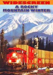Trains - Rocky Mountain Winter (Widescreen)