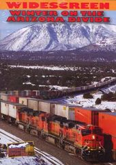 Trains - Winter On The Arizona Divide
