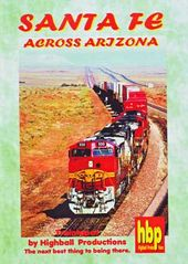 Trains - Santa Fe Across Arizona