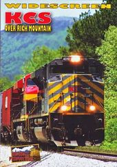 Trains - KCS Over Rich Mountain (Widescreen)