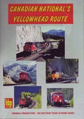 Trains - Canadian National's Yellowhead Route