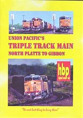 Trains - Union Pacific's Triple Track Main: North