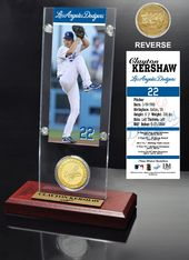 Baseball - Los Angeles Dodgers: Clayton Kershaw