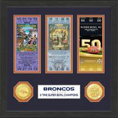 Football - Denver Broncos Super Bowl Championship