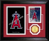 Baseball - Los Angeles Angels Fan Memories Photo