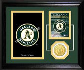 Baseball - Oakland Athletics Fan Memories Photo
