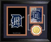 Baseball - Detroit Tigers Fan Memories Photo Mint