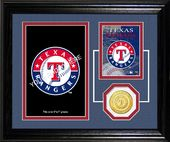 Baseball - Texas Rangers Fan Memories Photo Mint