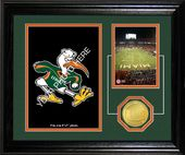"University of Miami ""Fan Memories"" Desktop"
