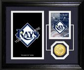 Baseball - Tampa Bay Rays Fan Memories Photo Mint