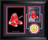 Baseball - Boston Red Sox Fan Memories Photo Mint