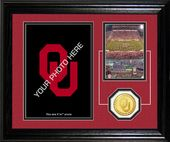 "University of Oklahoma ""Fan Memories"" Desktop"