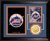 Baseball - New York Mets Fan Memories Photo Mint