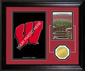 "University of Wisconsin ""Fan Memories"" Desktop"