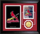 Baseball - St. Louis Cardinals Fan Memories Photo