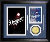 Baseball - Los Angeles Dodgers Fan Memories Photo