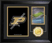"University of Purdue ""Fan Memories"" Desktop Photo"