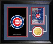 Baseball - Chicago Cubs Fan Memories Photo Mint