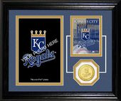 Baseball - Kansas City Royals Fan Memories Photo