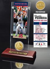 Baseball - Boston Red Sox: Dustin Pedroia Ticket